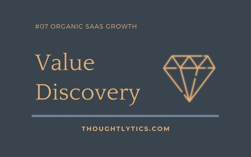 Shorten The User's Journey To Value Discovery